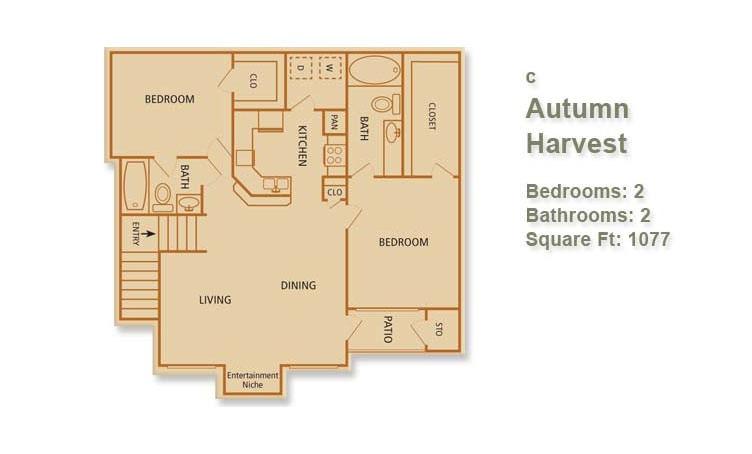 C - Autumn Harvest