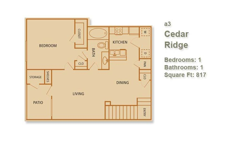 A3 - Cedar Ridge