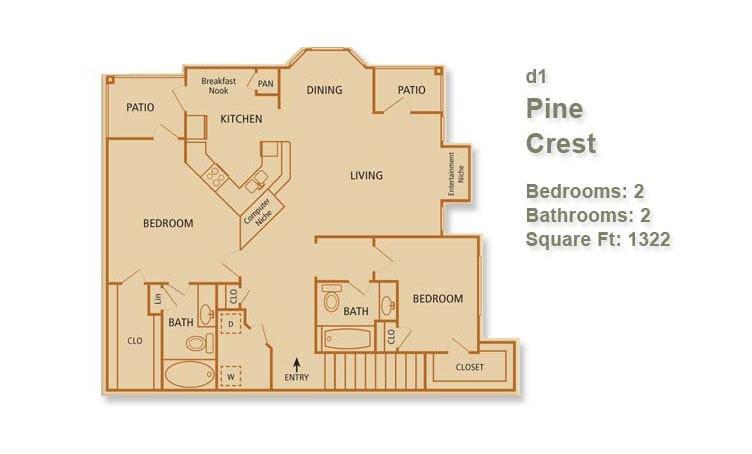 D1 - Pine Crest