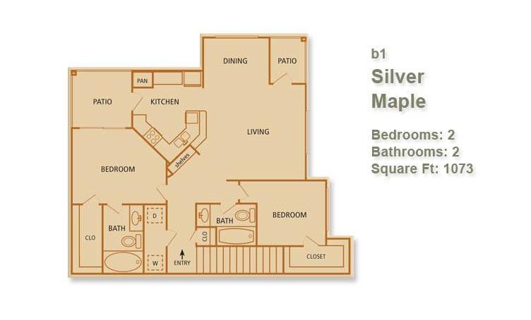 B1 - Silver Maple